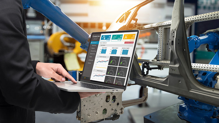 Business Software for Manufacturing.